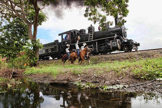 旅游列车(厄瓜多尔)