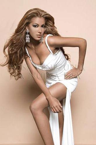 2010年第50届国际小姐:委内瑞拉小姐Ana Elizabeth Mosquera