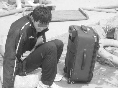 丹东的19岁小伙