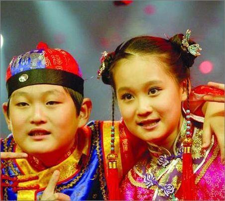 赵本山的双胞胎