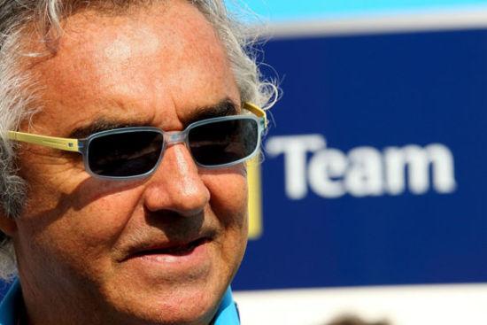 F1雷诺车队的老板弗拉维奥·布里亚托利