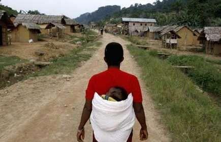 刚果(金)安哥拉边境