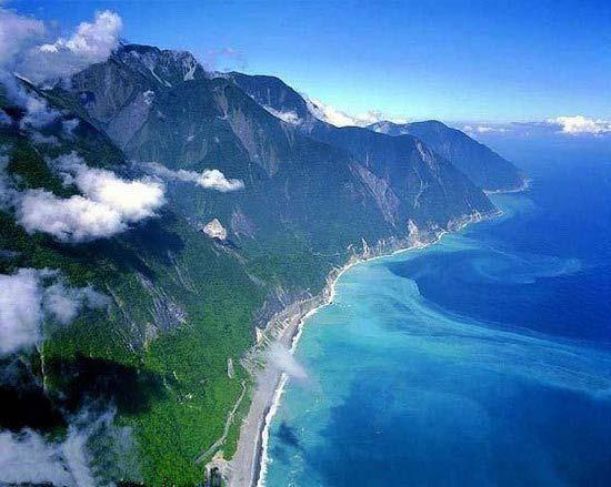 台湾岛风光