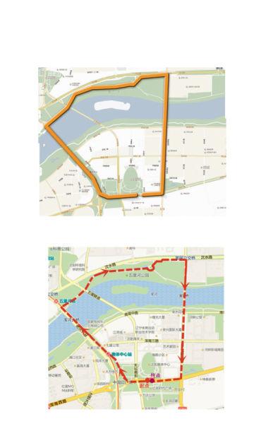 时间:8月10日 城市:沈阳 距离:8.8公里