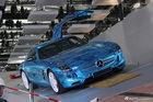 奔驰SLS AMG纯电动版