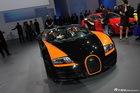 布嘉迪威航Veyron
