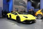 兰博基尼Aventador50年版
