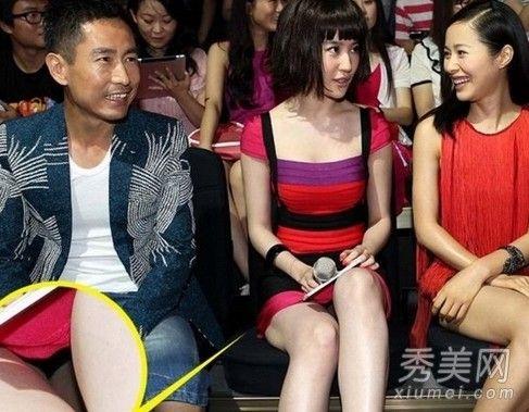 刘亦菲素颜高跟图片