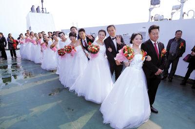 婚礼环保节俭又不失浪漫。
