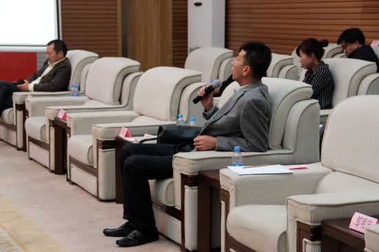 沈阳皓伦帝豪汽车销售服务有限公司董事长王明川先生提问