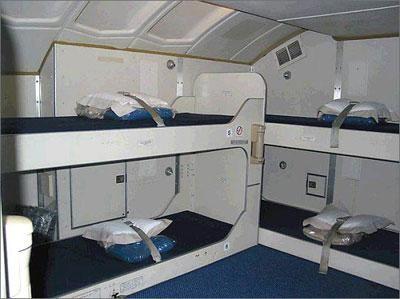 空间虽小,但是居住舒适。