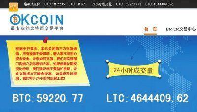 比特币中国发布公告