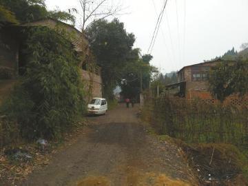 图为事发地所在的村子