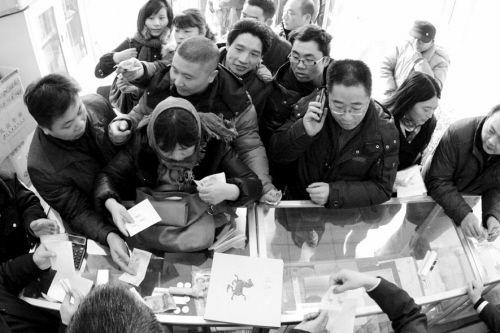 """沈阳市场暂无大版张上市 专家称""""马票""""或高开低走"""