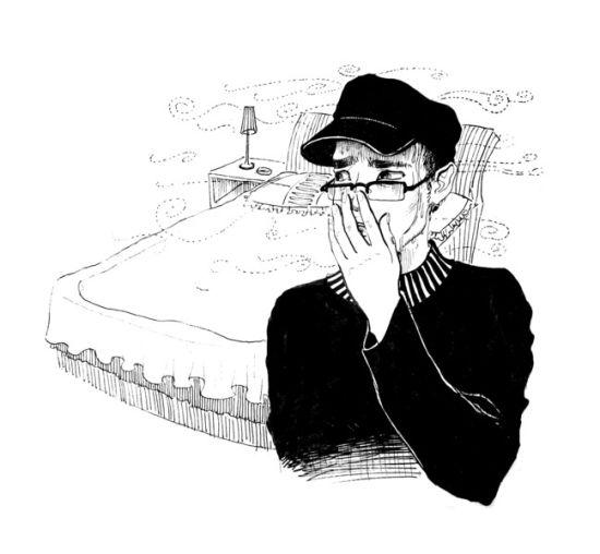 漫画:李菡