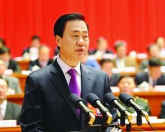 在政协辽宁省第十一届委员会第二次会议上 夏德仁