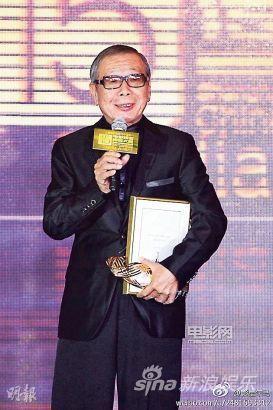 午马于2012年拍摄电影《画圣》获得《上海电影节》的《最佳男主角》奖项,令他十分高兴。