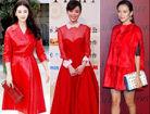红衣怎么穿最美