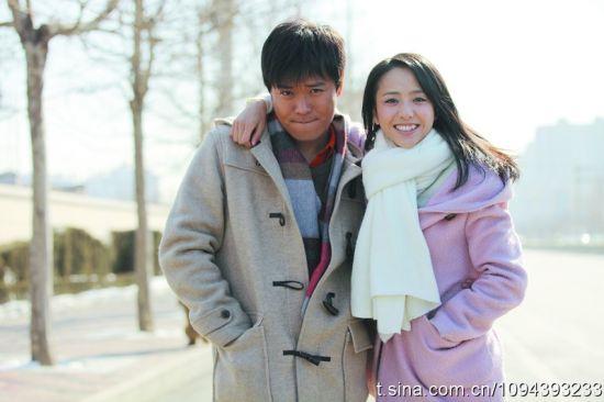 二人因电视剧版《北爱》结缘。