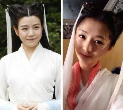 陈妍希被替身完爆 盘点美貌不输真身的替身(图)