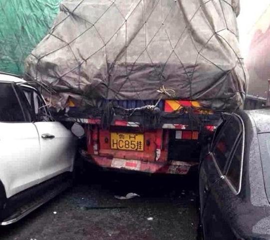 1·16京沈高速重大交通事故