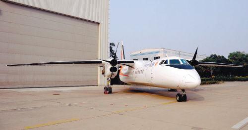奥凯航空成新舟飞机国内最大运营商。