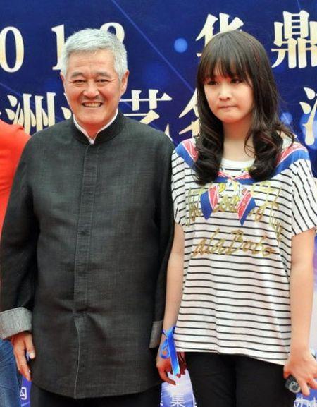 赵本山与女儿