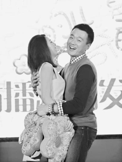 佟大为夫妇在剧中演起了假情侣。