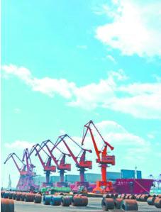 开放促锦州港提升