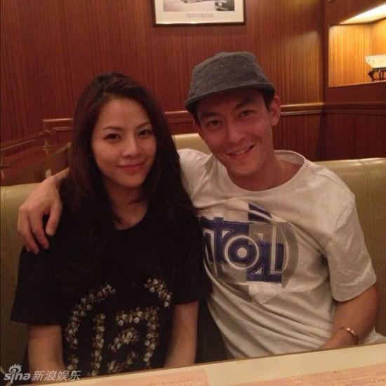 陈冠希与女友恋爱一年多,感情稳定