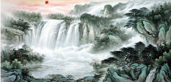 張松,現年79歲,生于1935年6月10日,松草堂主,號雙鴨山翁。中國書法藝術家協會會員、國家一級美術師、中國風水畫協會副主席、中國松草堂藝術研究會會長、中國黃河藝術文化研究院終身客座教授。張松歷經幾十年的潛心鉆研和磨練,獨創出五行風水畫作,并有幸拜當代焦墨畫大師張仃先生為師,并親傳和手授,獲益匪淺,取其精華,去除糟粕,在書畫市場上堪稱一絕,具有很高的觀賞性和收藏價值,并有一筆張美譽。擅長風水書畫,油畫,機關單位用書法,家用銘書,硬筆書法,名片書畫,養生書法,十二生肖書法等。   風水畫中國畫壇上的
