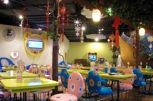 yoyoubox麦幼优儿童主题餐厅旗舰店