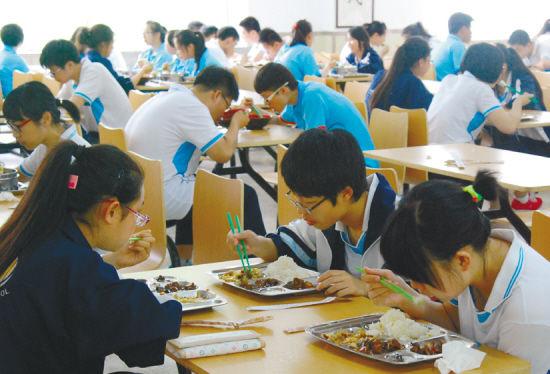 学生营养搭配图片