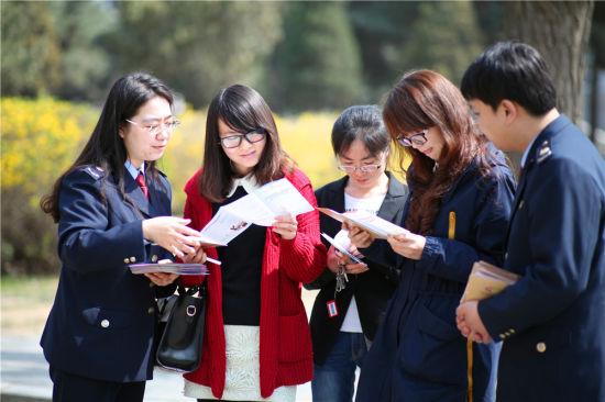 沈阳市和平区国税局税收把重点群体就业创业税收优惠送进大学校园