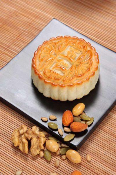 乐滋专业健康烘焙——致中秋 致月饼 致我们