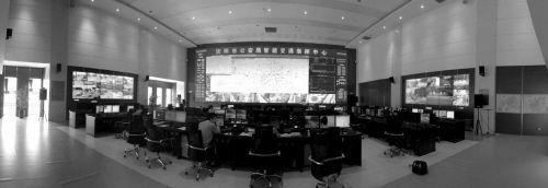 智能交通指挥中心