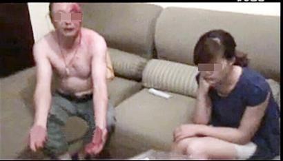 """网曝宜宾江安县食药监局副局长包养情妇,官方称""""一经核实,将严肃处理""""。"""