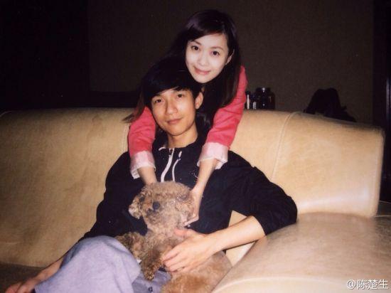 陈楚生与老婆