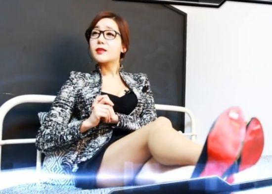 韩国某补习班的女教师号称都是选美出身