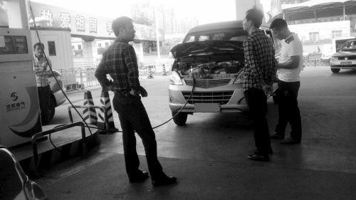 私家车油改气是为了省钱