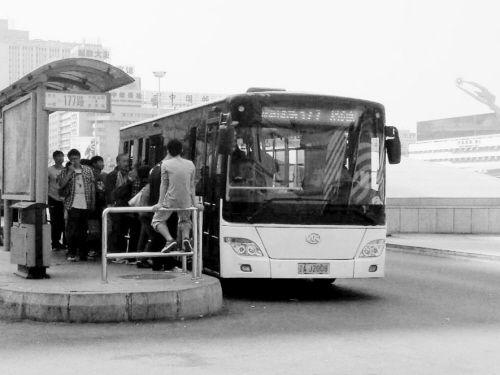 177路公交车