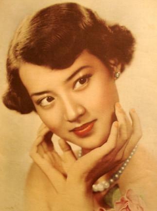 五六十年代玉女雏形:尤敏