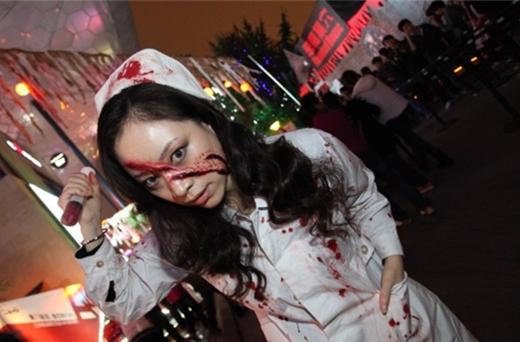 嗜血的护士