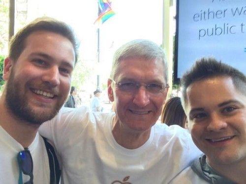 苹果CEO宣布出柜:身为同性恋者我感到自豪