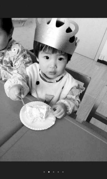辽宁2岁宝宝患尿毒症 无钱医治面临停药