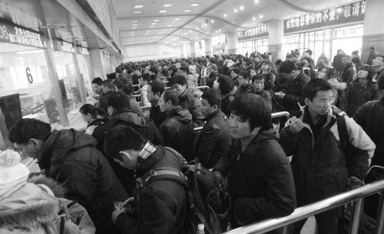 铁路客票预售期将延长至60天