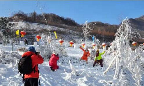 """辽宁·宽甸""""第二届冰雪文化节"""" 隆重开幕"""