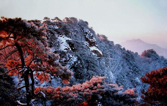 千山风景区