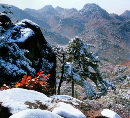 千山风景区地图片 千山风景区地图片大全_社会热点图片_非主流图片站