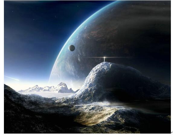 中国梦想园,梦想成真的人间仙境,穿越时空的民造天堂